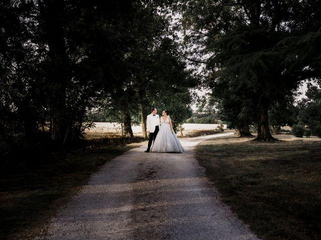 Le mariage de Nicolas et Audrey à Belleserre, Tarn 41