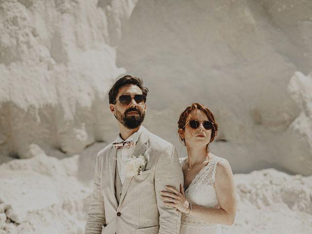 Le mariage de Jeremie et Mandy à Garons, Gard 3
