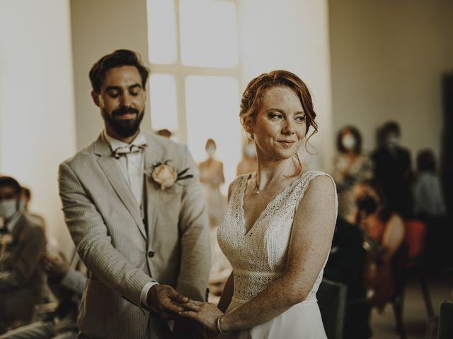 Le mariage de Jeremie et Mandy à Garons, Gard 42