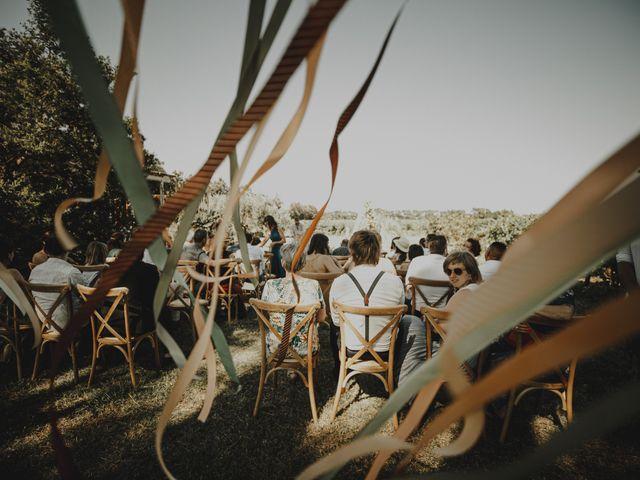 Le mariage de Jeremie et Mandy à Garons, Gard 86
