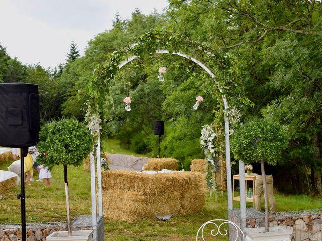 Le mariage de Gautier  et Blandine  à Saint-Maurice-en-Gourgois, Loire 3