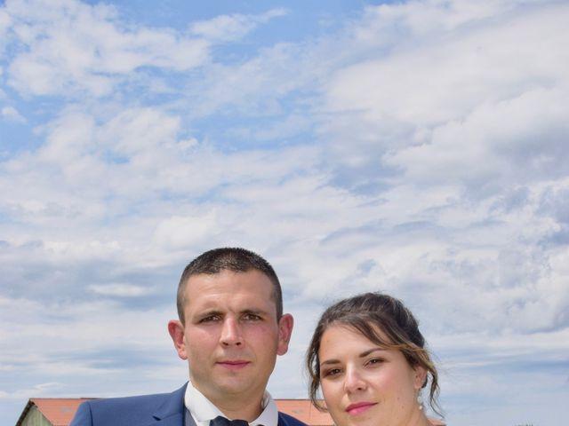Le mariage de Gautier  et Blandine  à Saint-Maurice-en-Gourgois, Loire 4