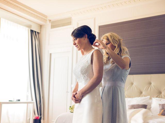 Le mariage de Arnaud et Camille à Paris, Paris 10