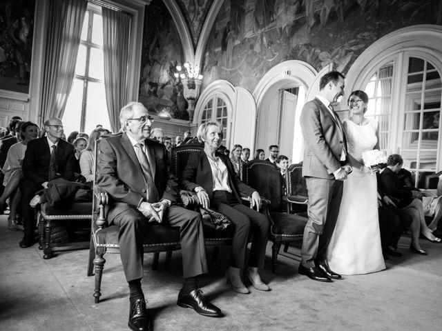 Le mariage de Arnaud et Camille à Paris, Paris 14