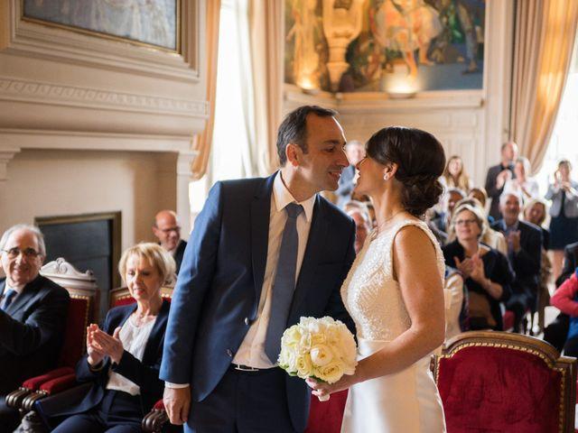Le mariage de Arnaud et Camille à Paris, Paris 15