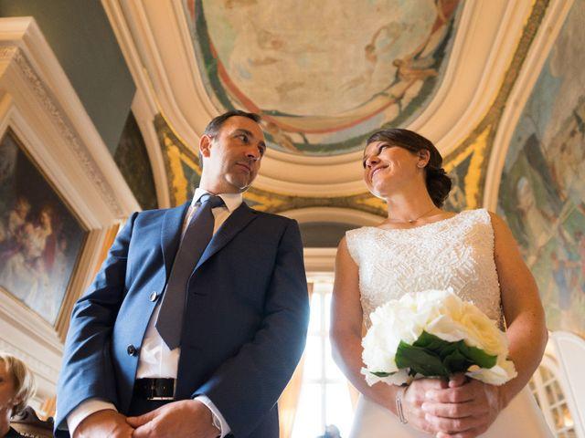 Le mariage de Arnaud et Camille à Paris, Paris 16