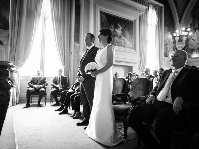 Le mariage de Arnaud et Camille à Paris, Paris 17