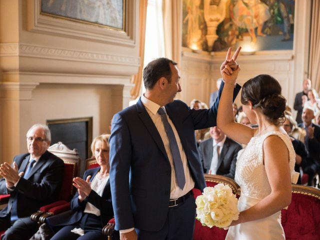 Le mariage de Arnaud et Camille à Paris, Paris 18