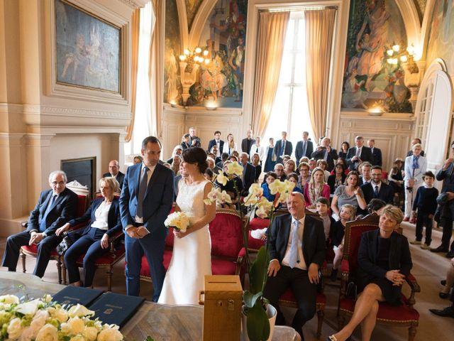 Le mariage de Arnaud et Camille à Paris, Paris 19