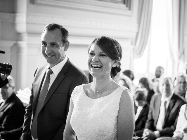 Le mariage de Arnaud et Camille à Paris, Paris 20