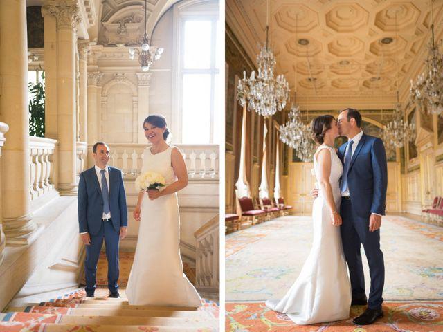 Le mariage de Arnaud et Camille à Paris, Paris 21