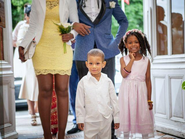 Le mariage de Emerson et Valérie à Villiers-sur-Marne, Haute-Marne 17