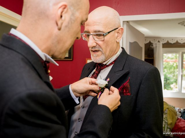 Le mariage de Yves et Martial à Saint-Jacut-les-Pins, Morbihan 5