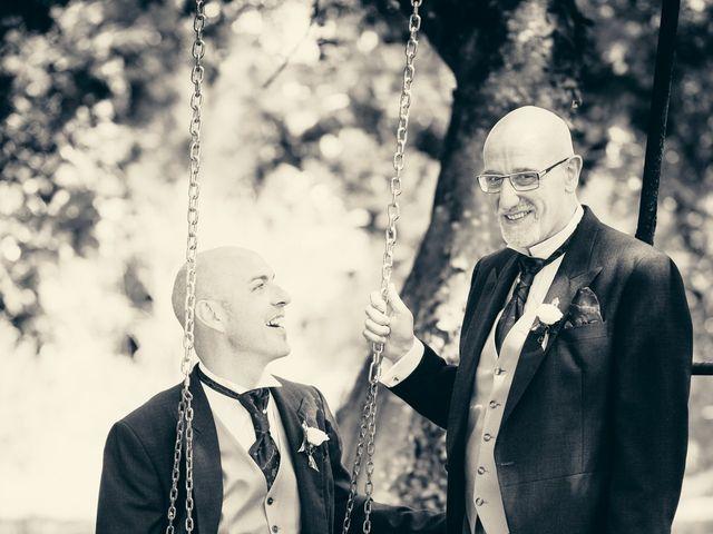 Le mariage de Yves et Martial à Saint-Jacut-les-Pins, Morbihan 6