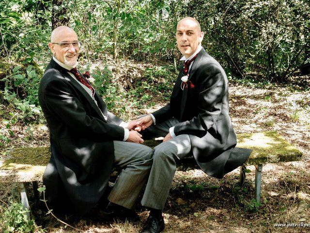 Le mariage de Yves et Martial à Saint-Jacut-les-Pins, Morbihan 7