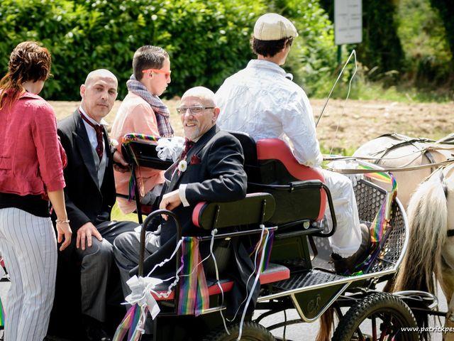 Le mariage de Yves et Martial à Saint-Jacut-les-Pins, Morbihan 9