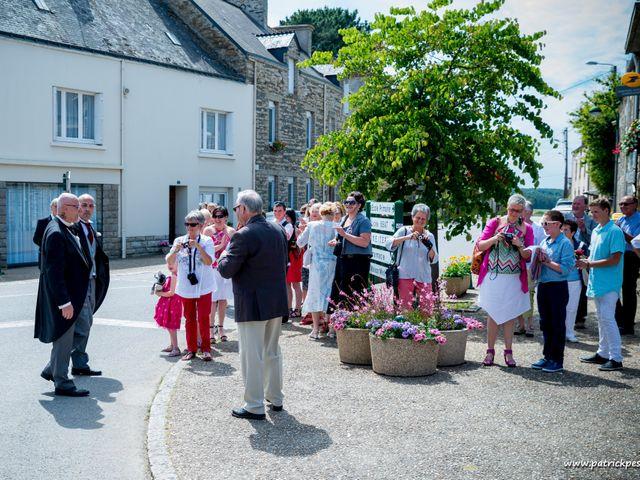 Le mariage de Yves et Martial à Saint-Jacut-les-Pins, Morbihan 11