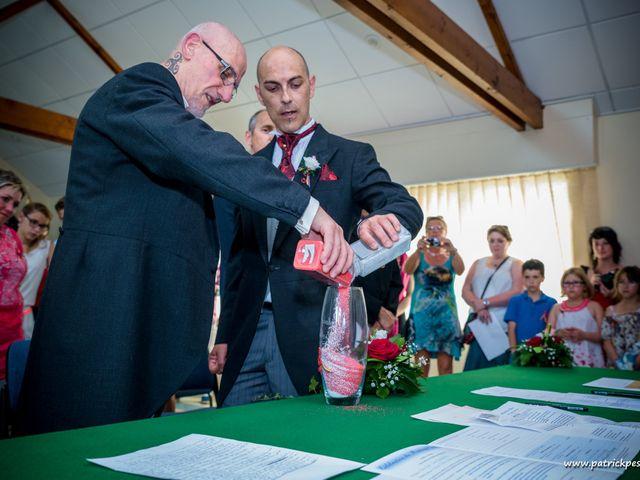 Le mariage de Yves et Martial à Saint-Jacut-les-Pins, Morbihan 14