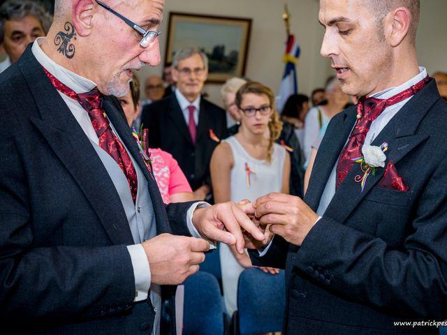 Le mariage de Yves et Martial à Saint-Jacut-les-Pins, Morbihan 16