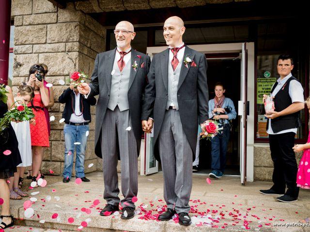 Le mariage de Yves et Martial à Saint-Jacut-les-Pins, Morbihan 19