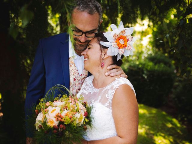Le mariage de Hélène et Frédéric