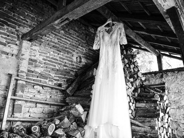 Le mariage de Florent et Apolline à Trouhans, Côte d'Or 5