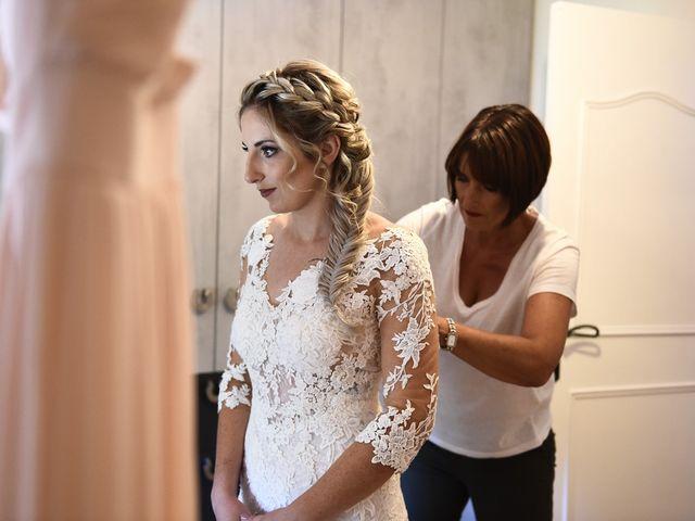 Le mariage de Florent et Apolline à Trouhans, Côte d'Or 8