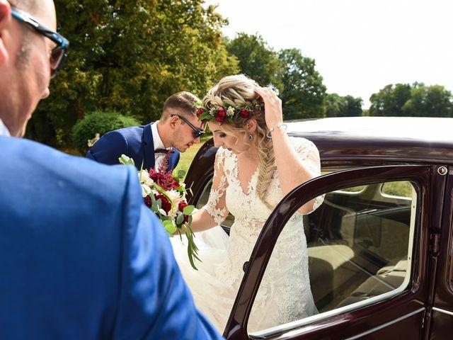 Le mariage de Florent et Apolline à Trouhans, Côte d'Or 18