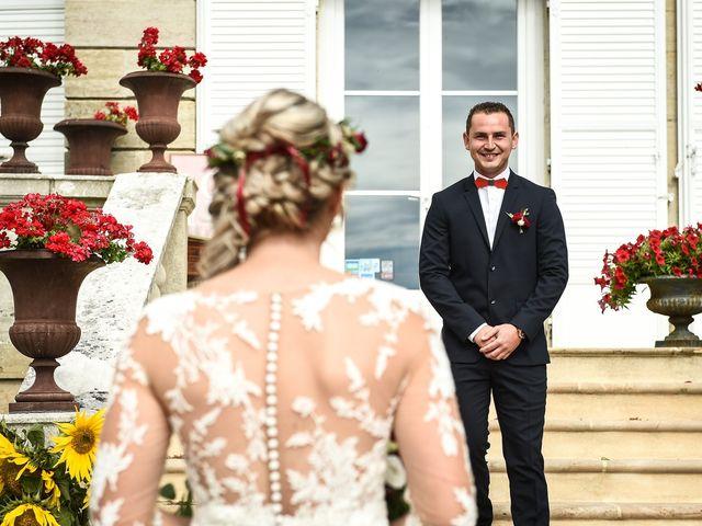 Le mariage de Florent et Apolline à Trouhans, Côte d'Or 20