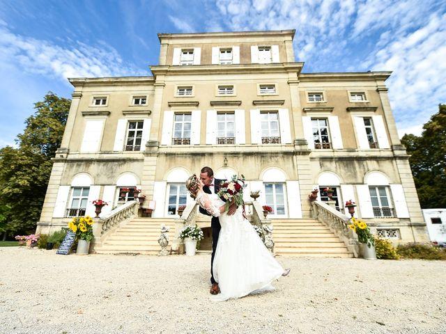 Le mariage de Florent et Apolline à Trouhans, Côte d'Or 21