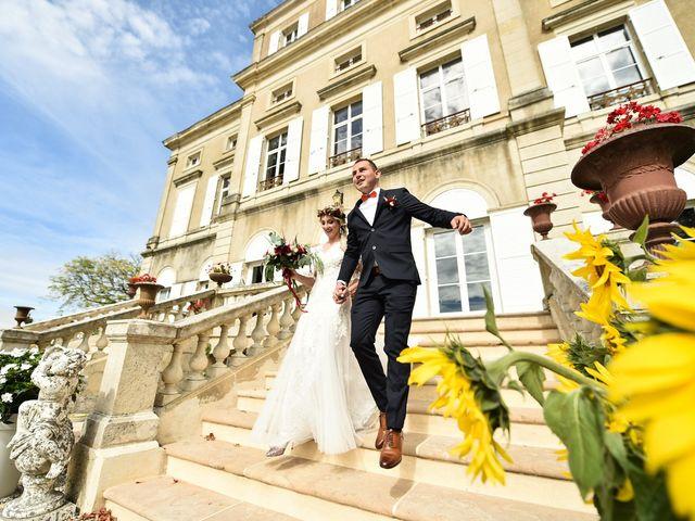 Le mariage de Florent et Apolline à Trouhans, Côte d'Or 22