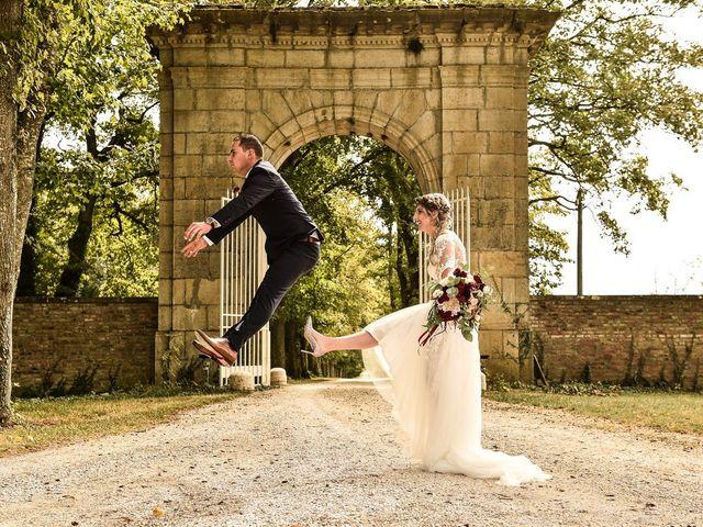 Le mariage de Florent et Apolline à Trouhans, Côte d'Or 31