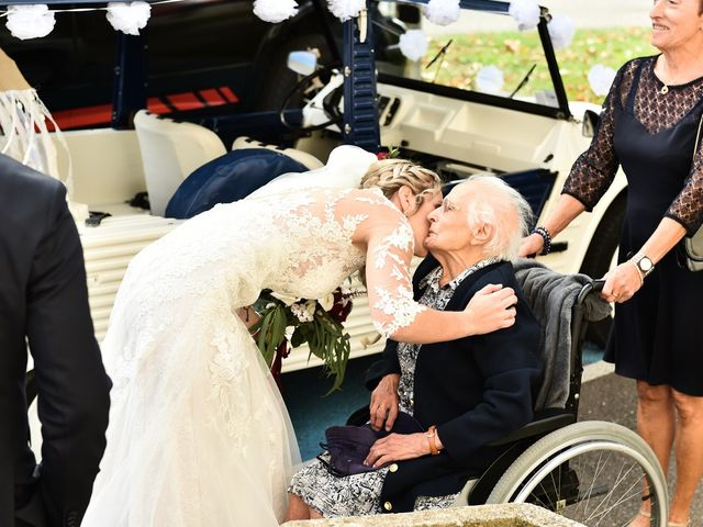 Le mariage de Florent et Apolline à Trouhans, Côte d'Or 32