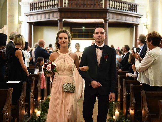 Le mariage de Florent et Apolline à Trouhans, Côte d'Or 34