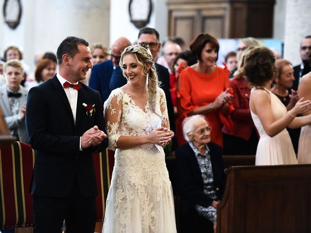 Le mariage de Florent et Apolline à Trouhans, Côte d'Or 45