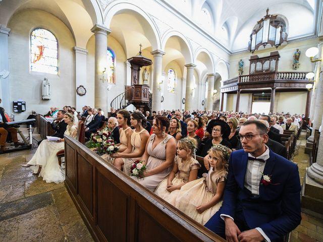 Le mariage de Florent et Apolline à Trouhans, Côte d'Or 47
