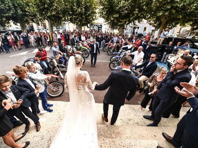 Le mariage de Florent et Apolline à Trouhans, Côte d'Or 65