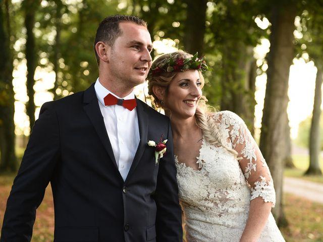 Le mariage de Florent et Apolline à Trouhans, Côte d'Or 74