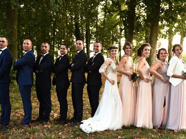 Le mariage de Florent et Apolline à Trouhans, Côte d'Or 75