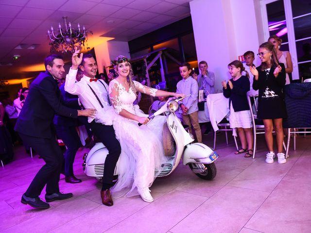 Le mariage de Florent et Apolline à Trouhans, Côte d'Or 83