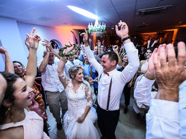 Le mariage de Florent et Apolline à Trouhans, Côte d'Or 89