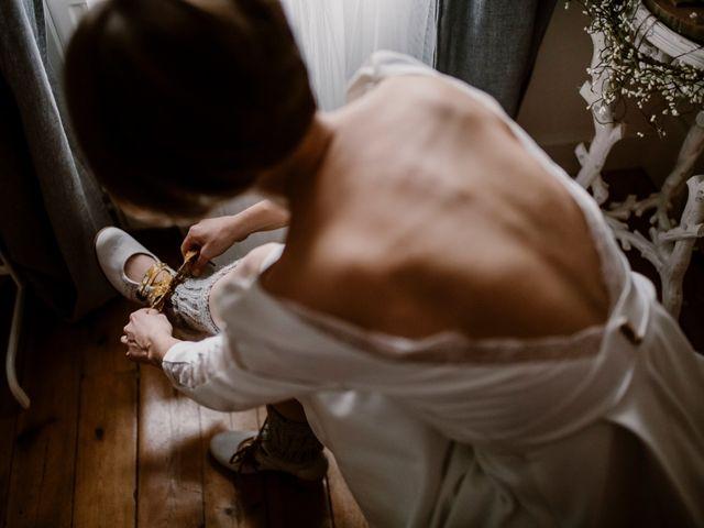Le mariage de Benjamin et Marion à Le Touvet, Isère 10