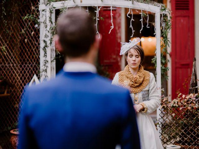 Le mariage de Benjamin et Marion à Le Touvet, Isère 17