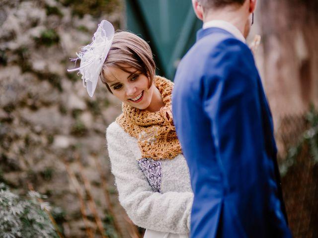 Le mariage de Benjamin et Marion à Le Touvet, Isère 19