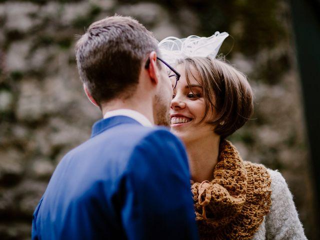 Le mariage de Benjamin et Marion à Le Touvet, Isère 20