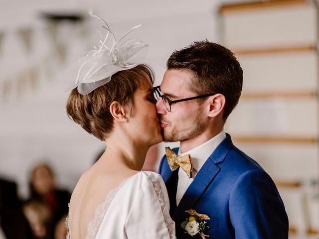 Le mariage de Benjamin et Marion à Le Touvet, Isère 25