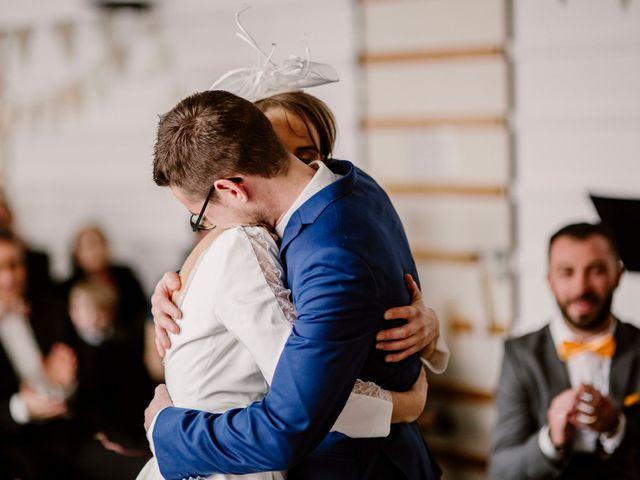 Le mariage de Benjamin et Marion à Le Touvet, Isère 26