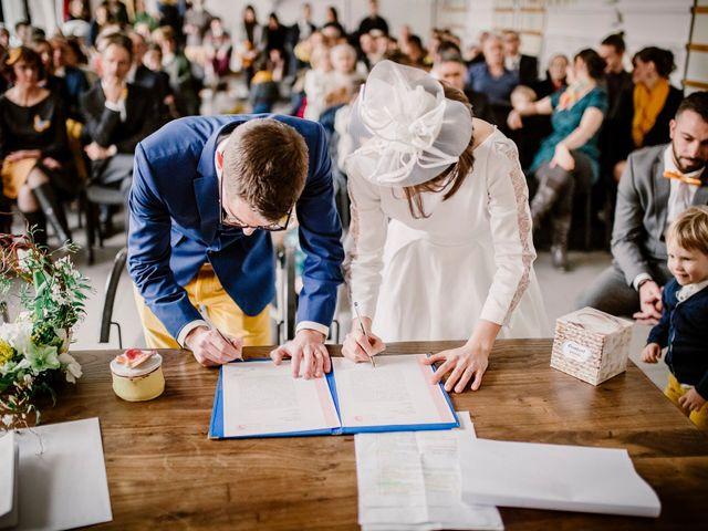 Le mariage de Benjamin et Marion à Le Touvet, Isère 27