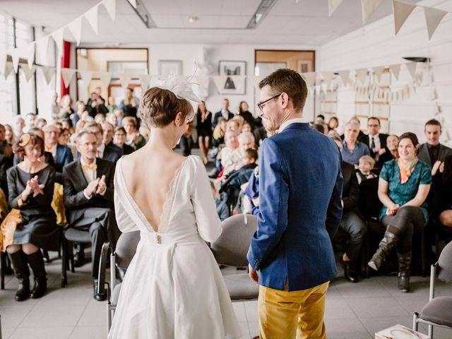 Le mariage de Benjamin et Marion à Le Touvet, Isère 28