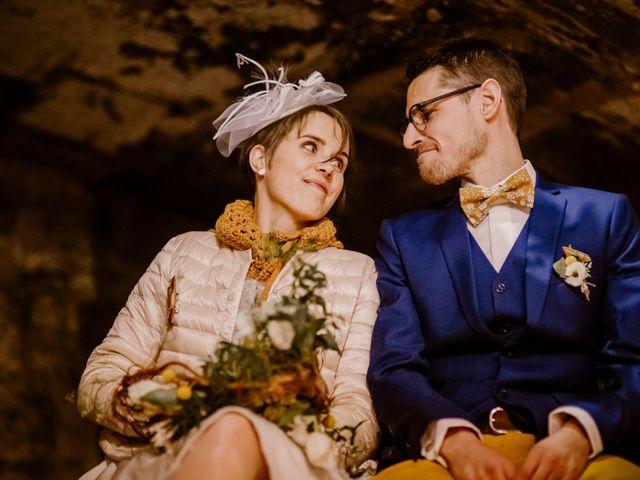 Le mariage de Benjamin et Marion à Le Touvet, Isère 35